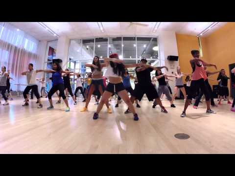 Ciara Gimme Dat Hip Hip Dance Choreo Zumba Fitness