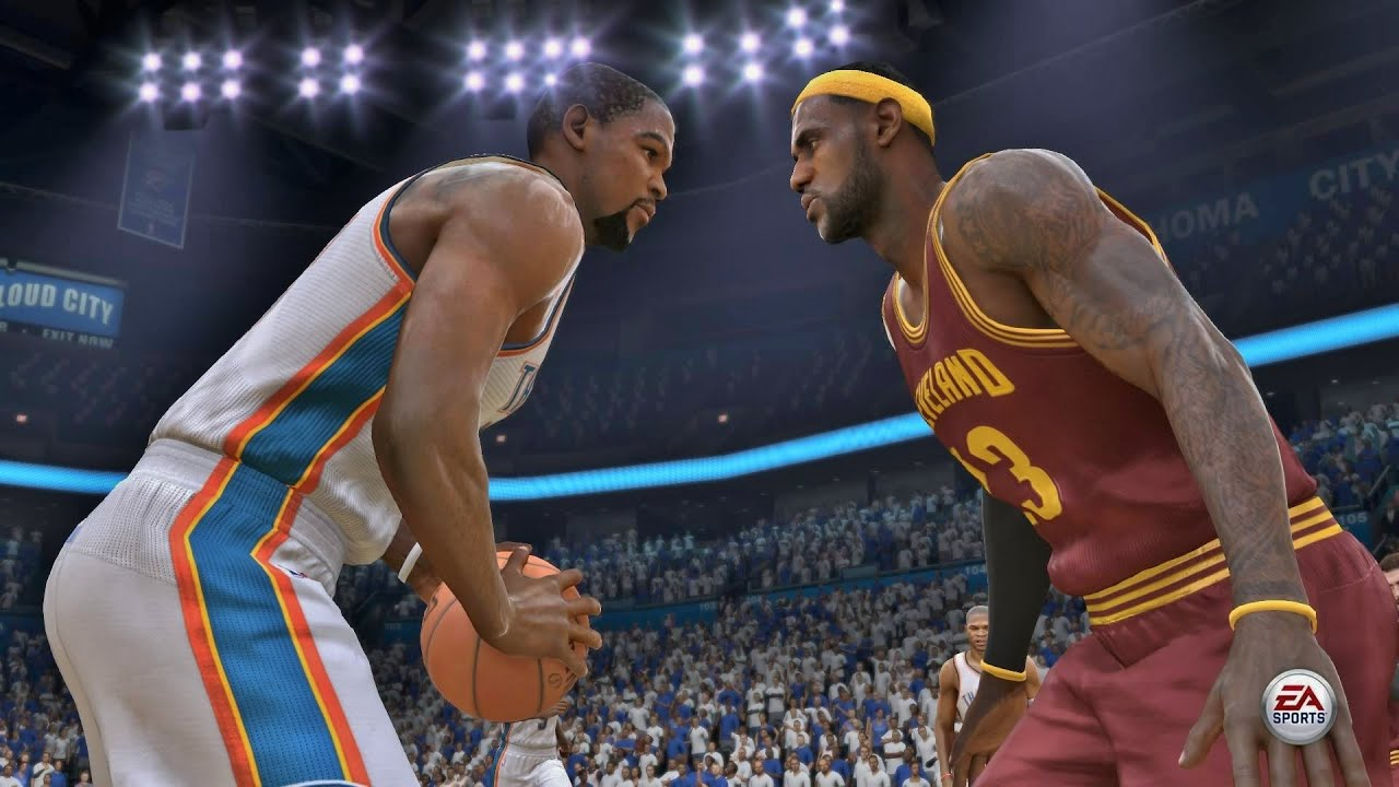 NBA Finals 2015 - Cleveland Cavaliers vs Oklahoma City ...