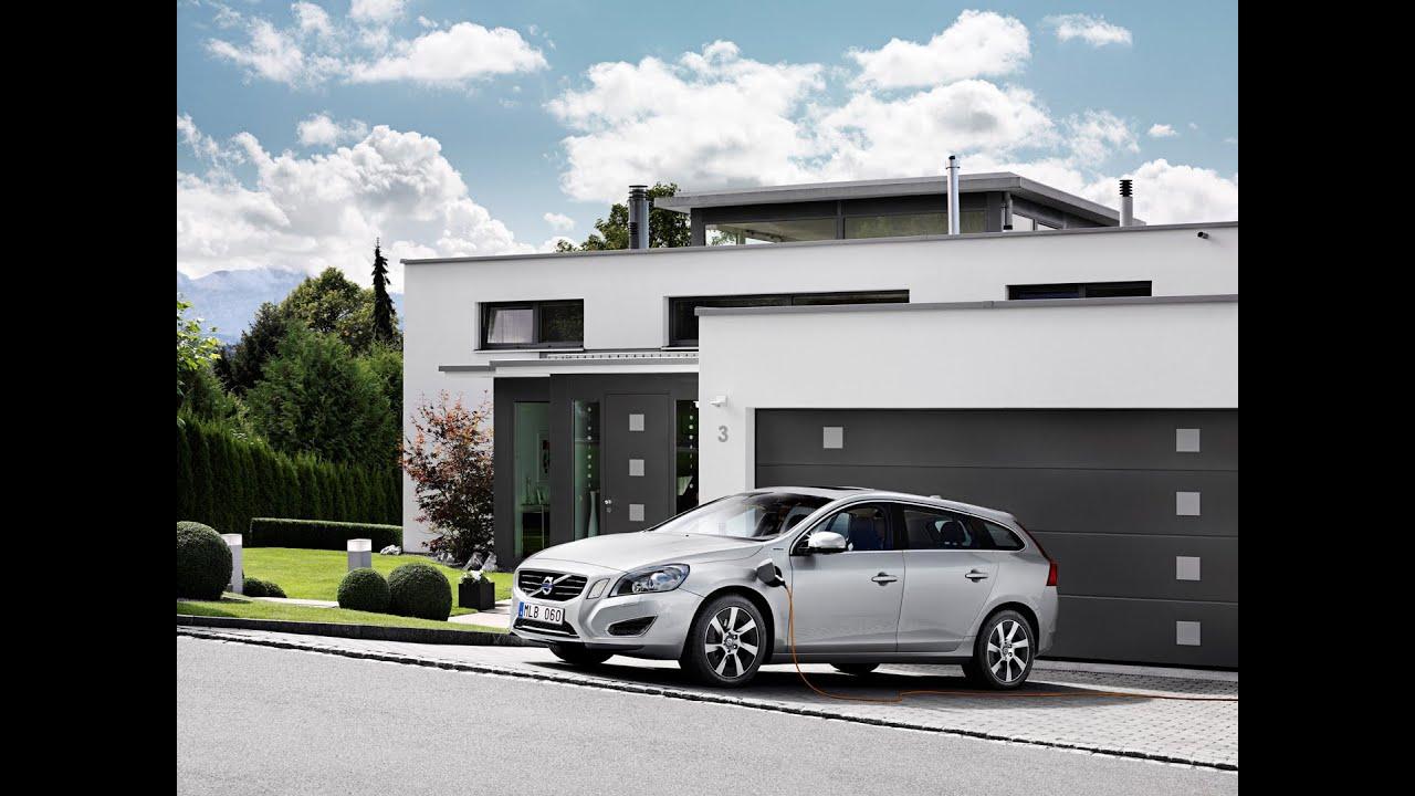 Volvo v60 plug in hybrid youtube sciox Gallery