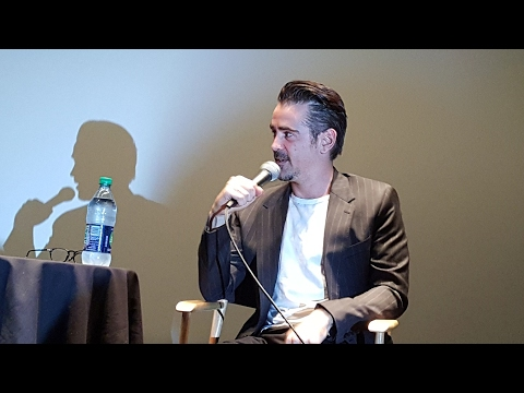 THE LOBSTER Q&A with Colin Farrell