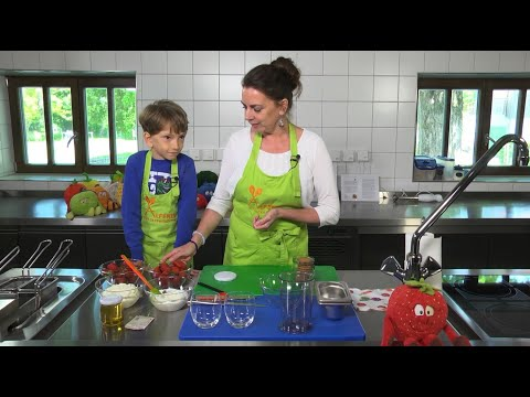 Erdbeer-Tiramisu @ Gut Dietlhofen und die Entdeckerküche