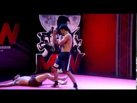 TopGym3 martial warrior