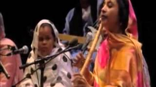 Mauritania Concert w  Ooleya Mint Amartichitt