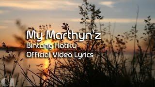 Gambar cover My Marthyn'z - Bintang Hatiku