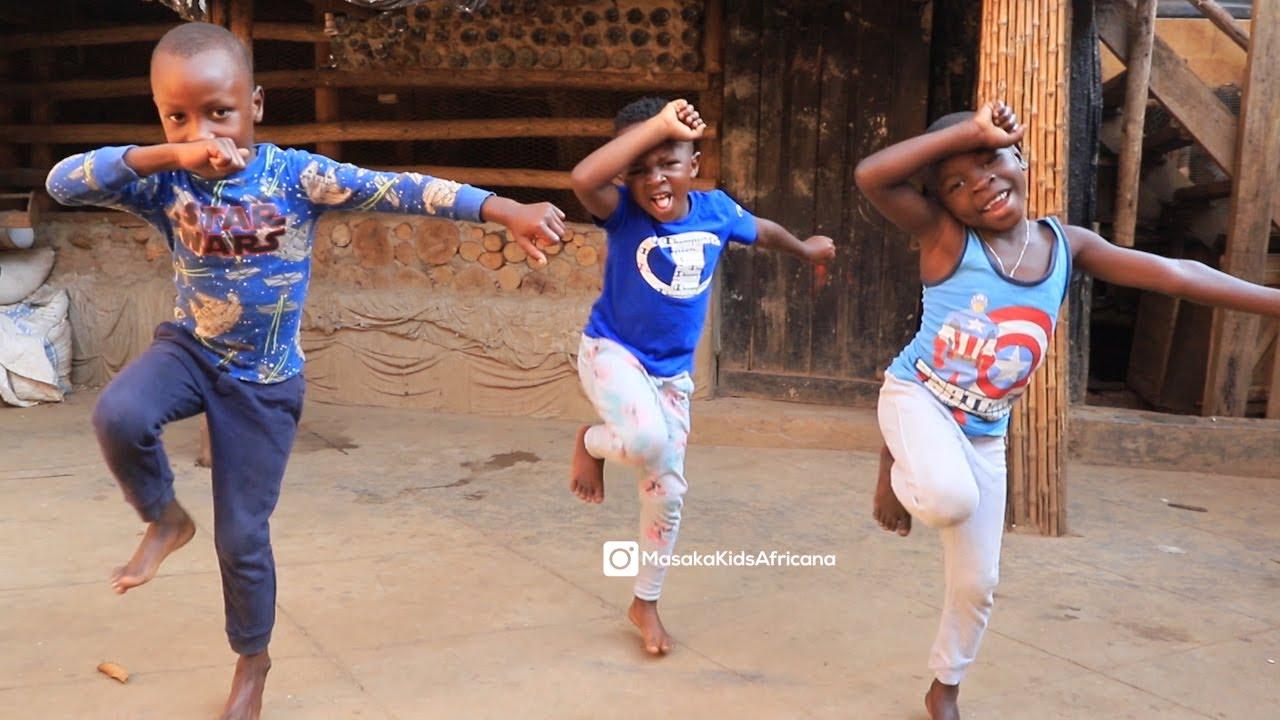 Download Masaka Kids Africana Dancing Joy Of Togetherness    Best Afro Dance Moves 2021