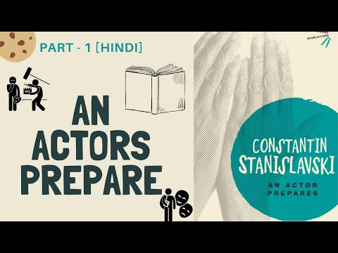 An Actors Prepare Book Hindi Translation Part - 1 | Acting Book in Hindi