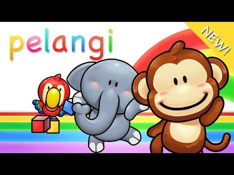 Lagu Anak Indonesia | Pelangi