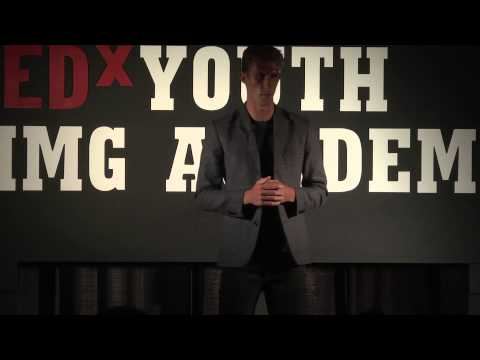 Hurdling depression: An olympic journey | Jack Green | TEDxYouth@IMGAcademy