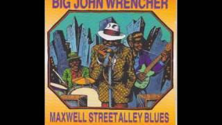 Big John Wrencher - Moonshine Blues