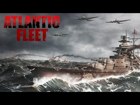 Kriegsmarine - Atlantic Fleet - German Campaign - Part 1