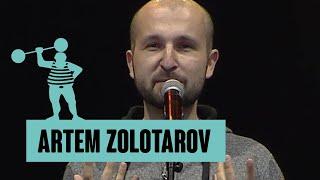 Artem Zolotarov – Sprengstoff