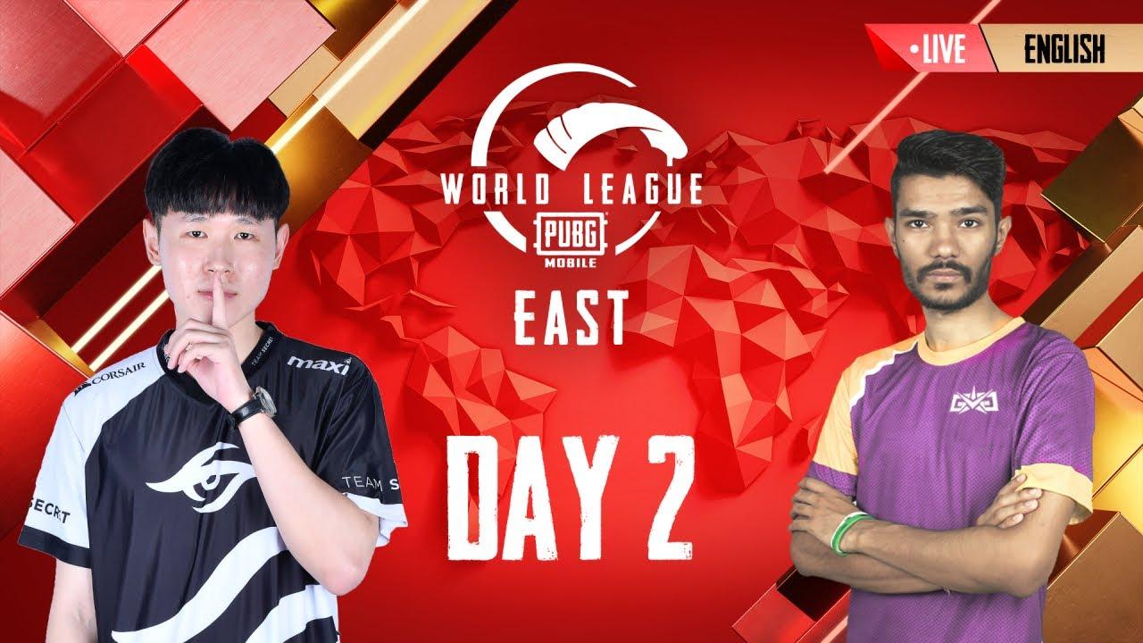 [EN] PMWL EAST - Opening Weekend   Day 2   PUBG MOBILE World League Season Zero (2020)