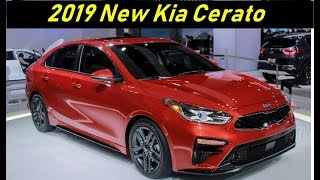 2019 New Kia Cerato Review Test Drive, Price and Specifications Released