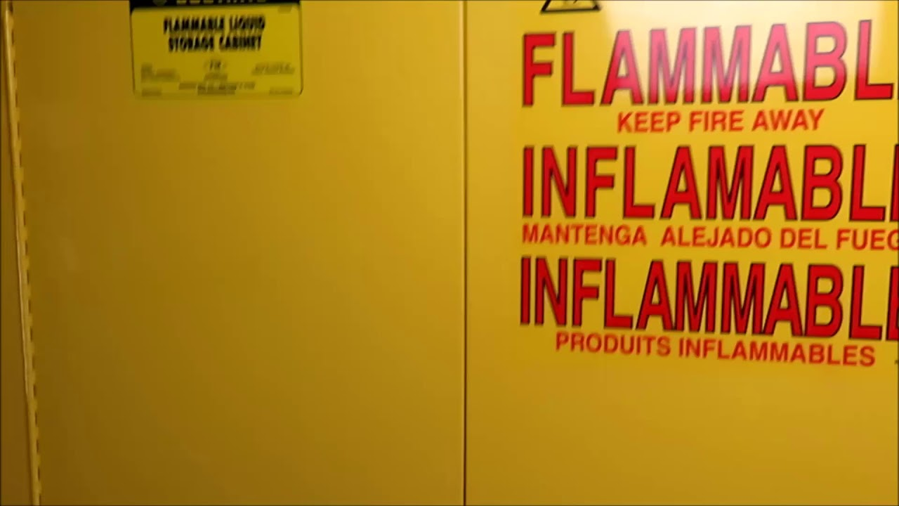 Justrite Flammable Cabinet 60 Gallon | Cabinets Matttroy