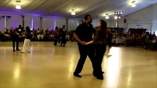 West Coast Swing at Ballroom in Motion