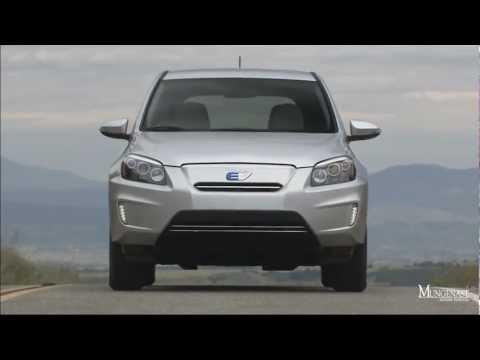 Toyota / Tesla RAV4 EV