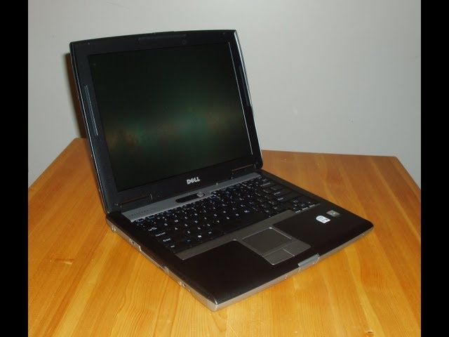 Dell Latitude D520 Review And Motherboard Replacement!