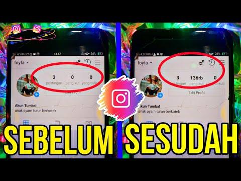 Cara Menambah Followers Instagram 40K Dengan Aplikasi