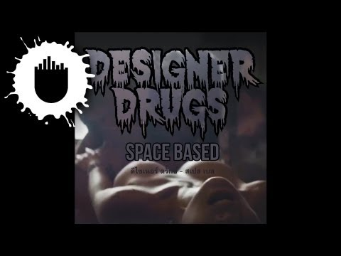 Designer Drugs - Space Based (Cover Art)