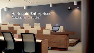Thumbnail The Ivey Case-Method Learning | Harlequin Enterprises