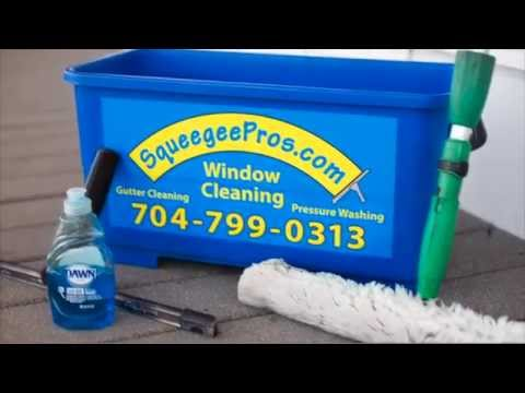 Squeegee Pros Commercial Window Cleaning Training