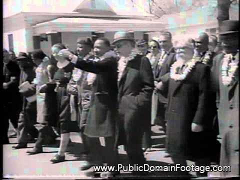1965 Selma March to Montgomery Alabama - Civil rights movement