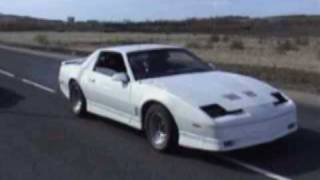 Trans Am burnout