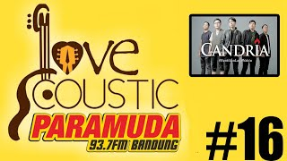 CANDRIA BAND  #LOVECOUSTIC