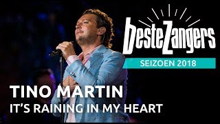 Tino Martin - It's raining in my heart | Beste Zangers 2018