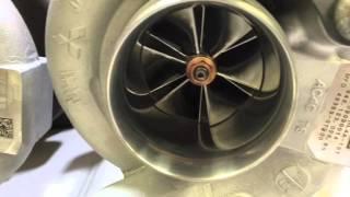 Porsche Cheyenne Turbo Upgrade