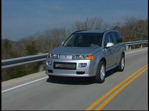 Saturn Vue Red Line 2003 Youtube