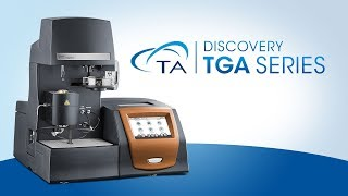 Discovery TGA Series - The BEST in Thermogravimetric Analysis