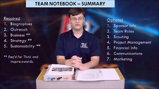 411 with 404: Engineering Notebook Team Section