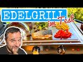 "Video: KRASSER LUXUSGRILL ""Formitable Edelgrill""  im Test - komplettes Menü selbst grillen --- Klaus grill"