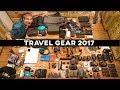 BEST TRAVEL VLOGGING GEAR 2017!