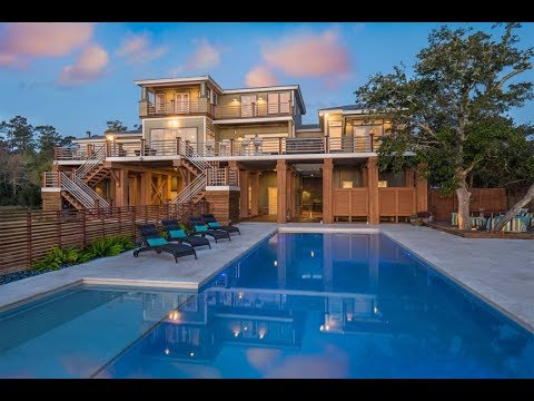 Captivating Contemporary Masterpiece in Wilmington, North Carolina | Sotheby's International Realty