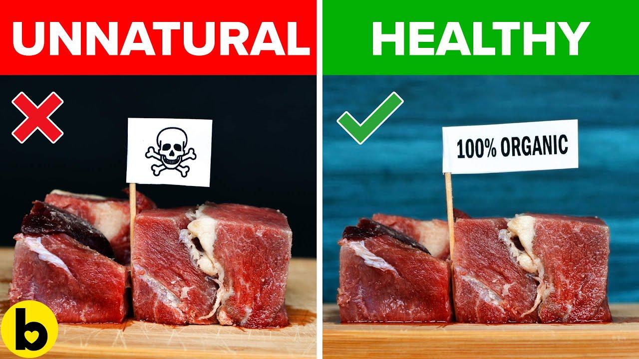 Како да го тестирате квалитетот на храната што ја купувате?