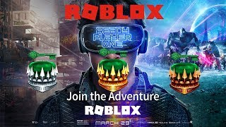 «NOUVEAU» COMMENT OBTENIR LA CLÉ DE JADE! - Roblox Ready Player One Event
