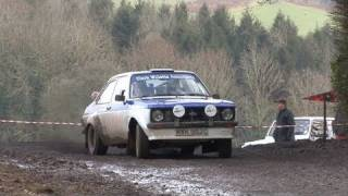 Building Mk2 Escort rally cars