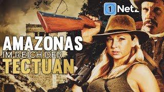 Amazonas - Im Reich der Tectuan (Abenteuerfilm, ganze Filme auf Deutsch anschauen, komplette Filme)