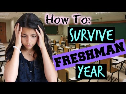 10 Tips to Survive Freshman Year of High School