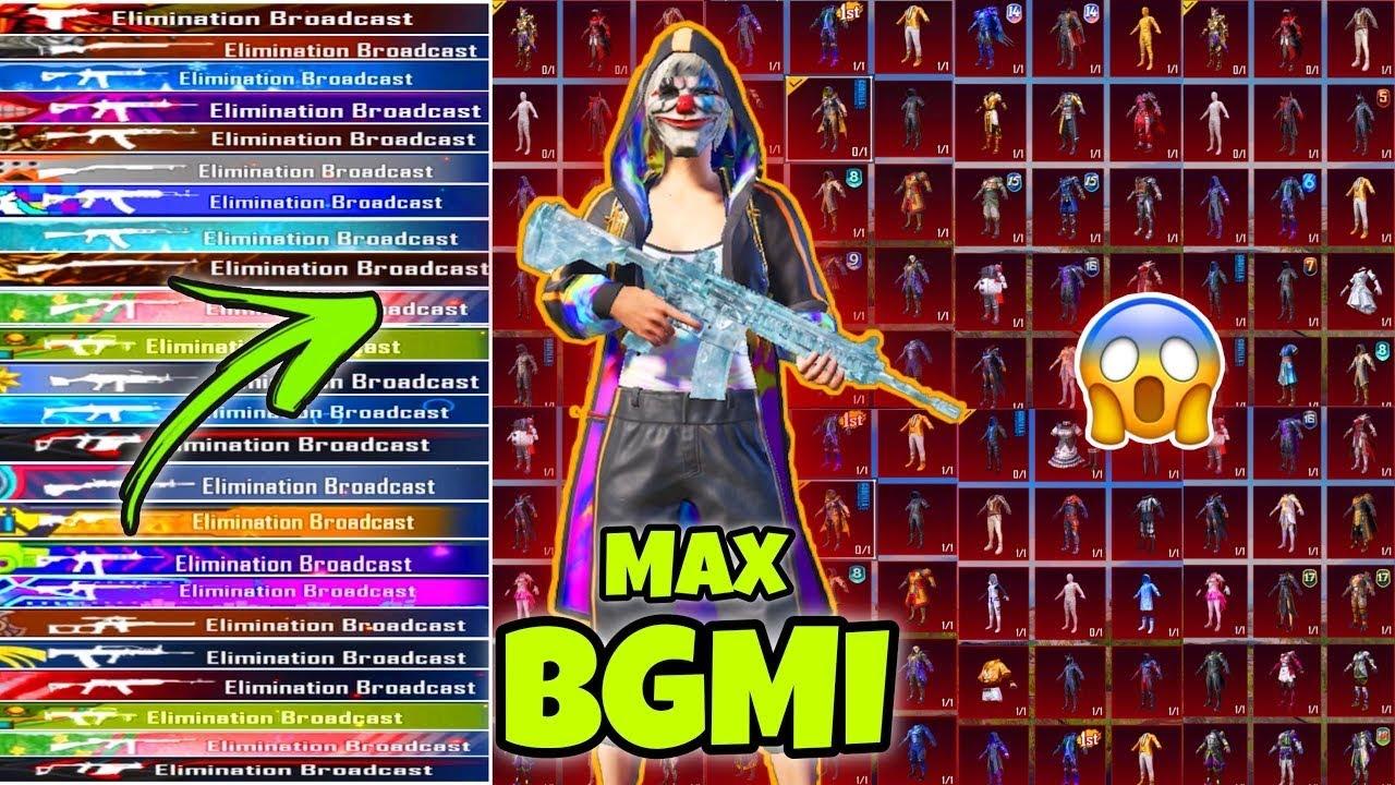 😱 BGMI BIGGEST ACCOUNT'S FOR CHALLENGE 🤑SAMSUNG,A3,A5,A6,A7,J2,J5,J7,S5,S6,S7,59,A10,A20,A30,A50