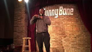 Cliff Mula at The Hartford Funny Bone 10|21|18