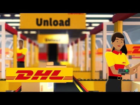 Take a Journey through the DHL CVG Global Hub