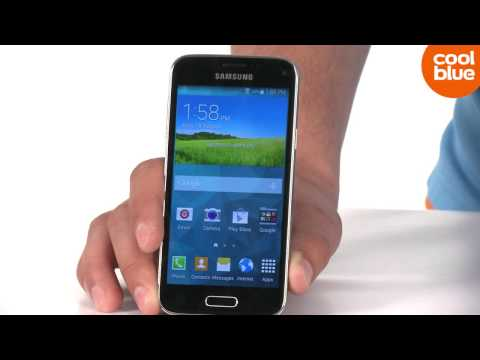 Samsung Galaxy S5 Mini Smartphone Productvideo (NL/BE)