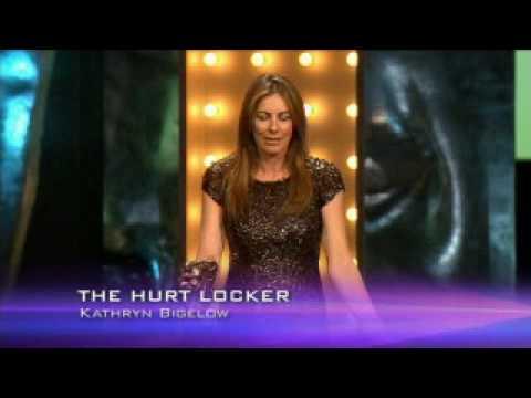 BAFTA For Director Kathryn Bigelow, The Hurt Locker