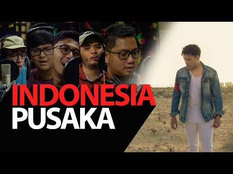 INDONESIA PUSAKA -- EDM VERSION (RJL 5 FT NIGHT FURY)