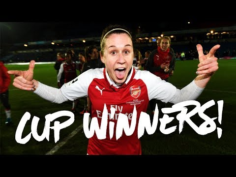 Access All Areas | Cup final day with Arsenal Women