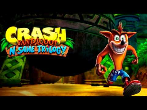 Crash Bandicoot ® N. Sane Trilogy - Trailer Stock Music - Funk For Your Life