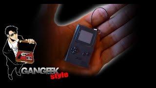 La plus petite console du monde : la PocketSprite !
